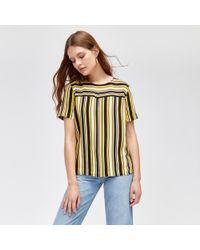 Warehouse - Stripe Jumpsuit - Lyst