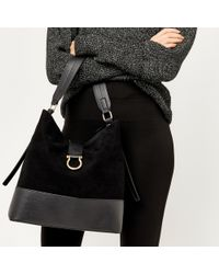 Warehouse | D-ring Slouchy Tote Bag | Lyst