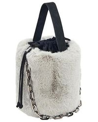COMME.R - Furby Bag - Grey - Lyst