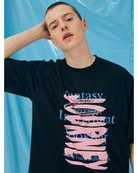 Add - Journey T Shirts Black - Lyst