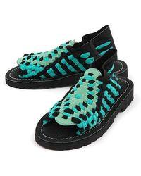 Chubasco - Aztec S130299 Black-turquoise - Lyst