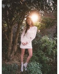 Blanc & Eclare - Rtw_bronte Mini Skirts - Lyst