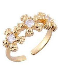 NOONOO FINGERS - Blossom Ring - Lyst