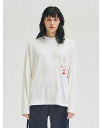 Add - [unisex] Syndrome Oversized T-shirts White - Lyst
