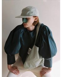 Awesome Needs - [unisex] Awesome Camp Cap Check Mint - Lyst