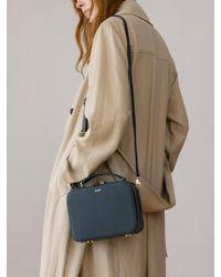 DEMERIEL - Box Bag Jasper-green - Lyst