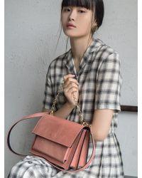 DESMAMAN - Wendy Bag Blush Pink - Lyst