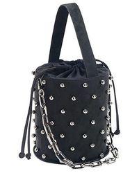 COMME.R - Marblebucket Bag Black - Lyst