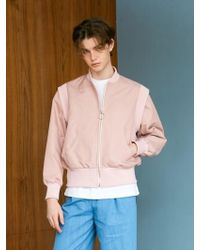 BONNIE&BLANCHE - Easy Flow Jacket Indie Pink - Lyst