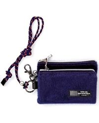 W Concept - Navy Cardcase - Lyst