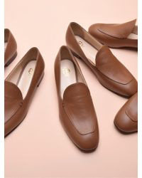 W Concept - 8008 Loafers Brown - Lyst