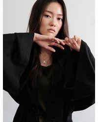 W Concept - [unisex]24 Robe Charcoal Black - Lyst