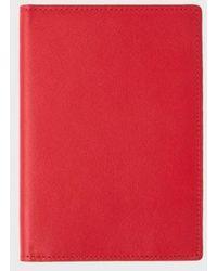 Jamie Lee - Nice Passport Case_red - Lyst