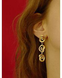 FLOWOOM - Doodle Long Earring 1 Piece - Lyst