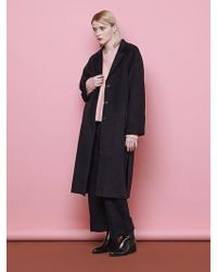 Margarin Fingers - Cutting Long Coat - Lyst