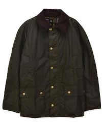 Barbour - M- Ashby Wax Jacket - Lyst