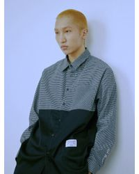 MIGNONNEUF - [unisex]mnfs Tailored Shirts Black - Lyst