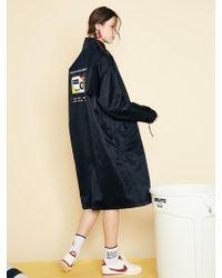 W Concept - [unisex] Sd Field Jacket-black - Lyst