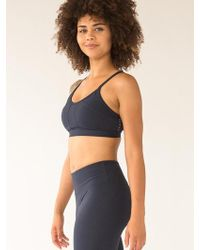 W Concept - Kate Active Bra - Deep Sea Fm001bt - Lyst