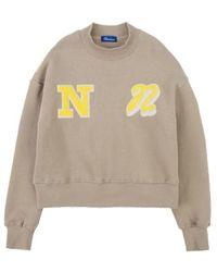 Noir Jewelry   Logo Sweatshirt   Lyst