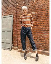 COLLABOTORY | B7cmd6001m Denim Cocoon Pants | Lyst