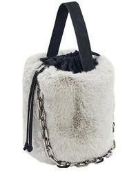 COMME.R - Furby Bag - Grey - Lyst
