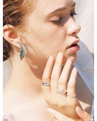 A.NEUJAC - Junoia Earring - Lyst