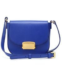 Biker Starlet - Lilian Mini Ink Blue - Lyst