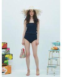 W Concept - Color Body Suit 5 Color - Lyst