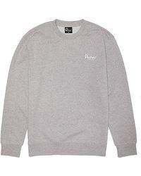 Penfield - [unisex] Lettering Sweatshirts Fj4km31u - Lyst