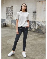 COLLABOTORY - Strech Washing Jeggings - Lyst
