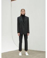 NILBY P - Suit Jacket Black - Lyst