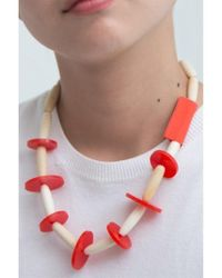 W Concept - Chewy Necklace - Lyst