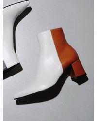 MARONY CROSHET - [us] Mr 01601 (brown +ivory) - Lyst