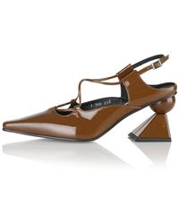 W Concept - Coy Sandals Brown - Lyst