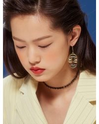 VIOLLINA - Lady Lollipop Drawing Earring - Lyst