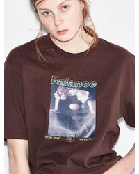 Studio Concrete - [unisex] 1to10 Ver.2 T Shirt No.5 - Lyst