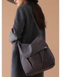UNDERCONTROL STUDIO - Ladder Bag - Wrinkle - Npc - Dawn Charcoal - Lyst