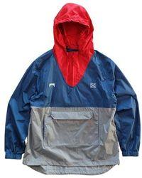 W Concept - Anorak Jacket Multi - Lyst