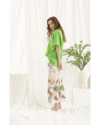 ANOTHER A - Palm Skirt Trousers 3colors - Lyst