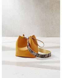 W Concept - Pingo Bag Set Mustard - Lyst