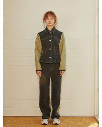 Fleamadonna - Reformation Denim Jacket 2 Colour - Lyst