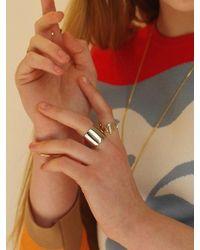 2DELLO - Knuckle Ring - Lyst