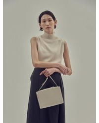 W Concept - Roh Square Bag Ivory - Lyst