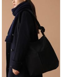 UNDERCONTROL STUDIO - Square Bag - Wrinkle - Npc - Dark Black - Lyst