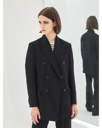 COLLABOTORY - Baama5008m Nomcore Double Breast Oversize Jacket - Lyst