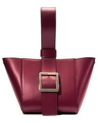 VIVICHO - Rara 3way Bag Burgundy - Lyst