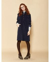 W Concept - Corduroy Dress - Lyst