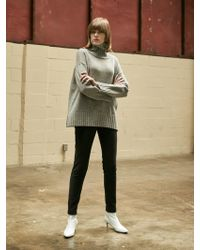 COLLABOTORY - Fleece Lining Jeggings Trousers - Lyst