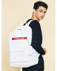 W Concept - [unisex]sd Fl Backpack(white) - Lyst